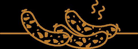 Biofleisch Knacker Icon