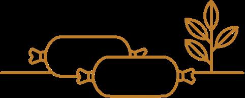 Biofleisch Leberwurst Icon